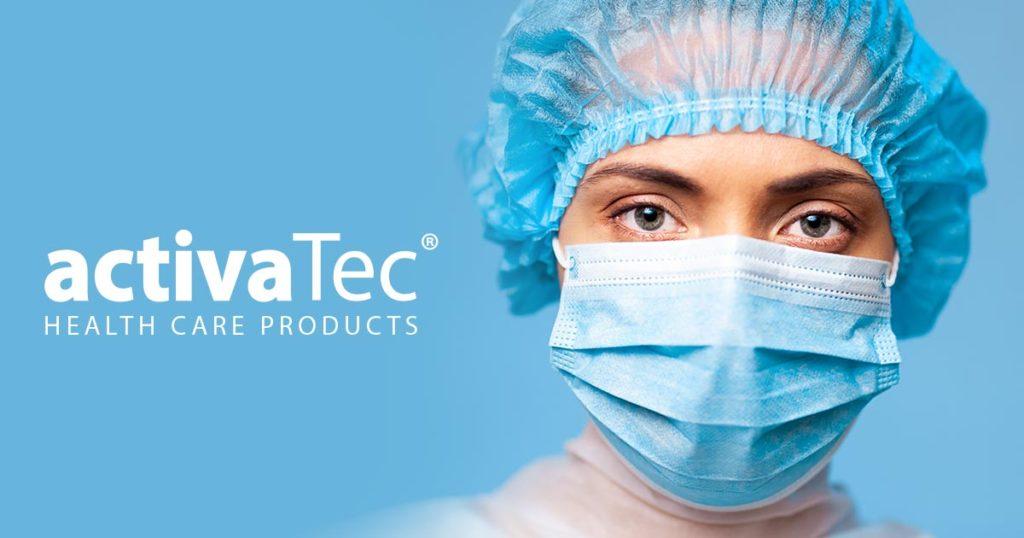activaTec® Health Care Products ist einer der führenden Hersteller für medizinisches Verbrauchsmaterial