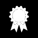 Icon für die hohe Qualität