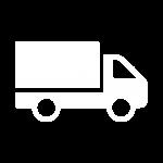 Icon - Lieferung mit DHL und UPS